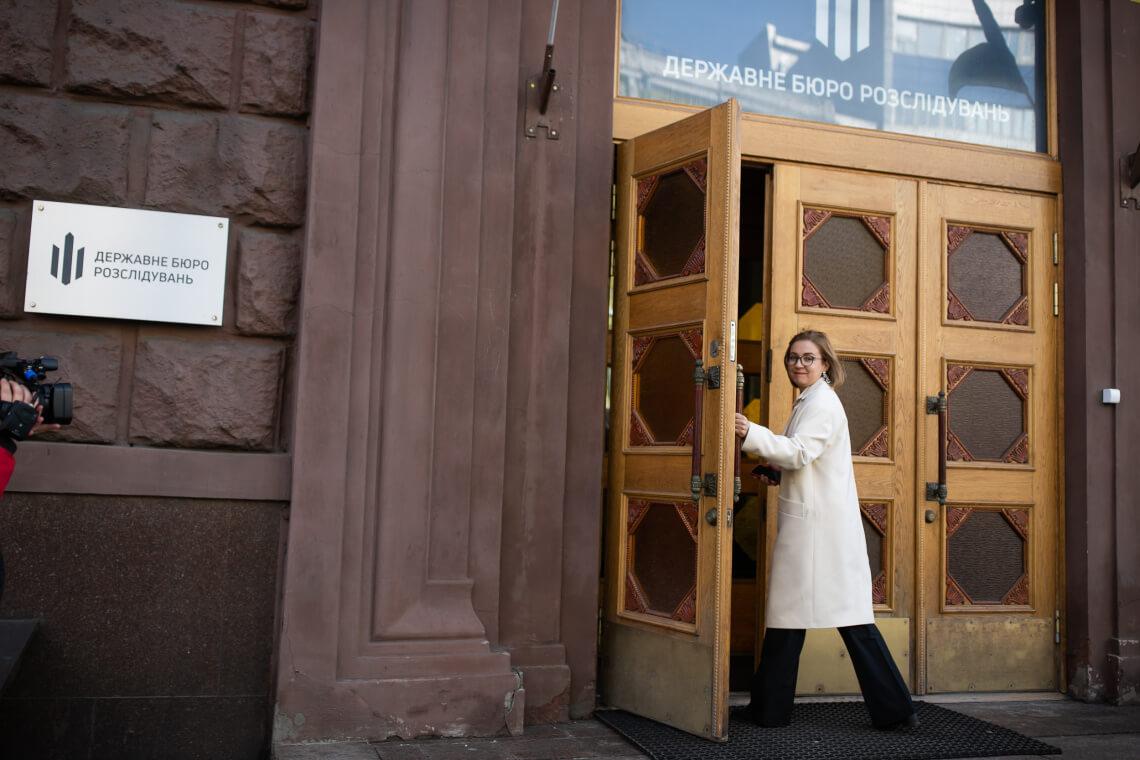 Кнопкодавство депутатів за Шкарлета: за заявою «Голосу» відкрили справу, Інна Совсун свідчила у ДБР