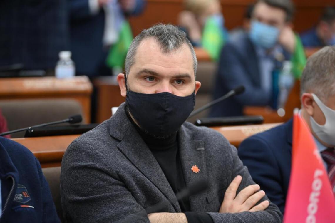 Портнов у Наглядовій раді Одеської юракадемії — загроза українській державності