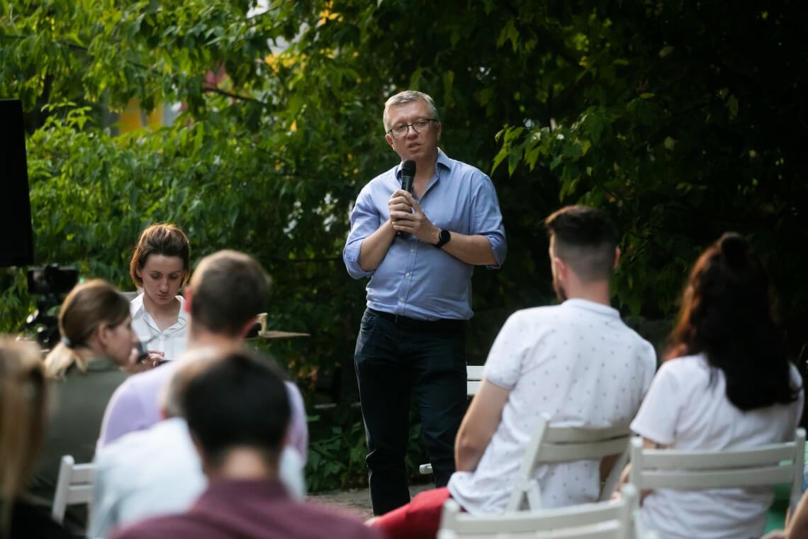 Ігри з екологією небезпечні і їх результат вже видно у Києві, — Тарас Козак