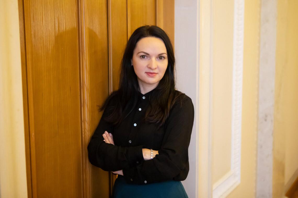 Закон про Бюро економічної безпеки — кінець тиску силовиків на бізнес, — Галина Васильченко