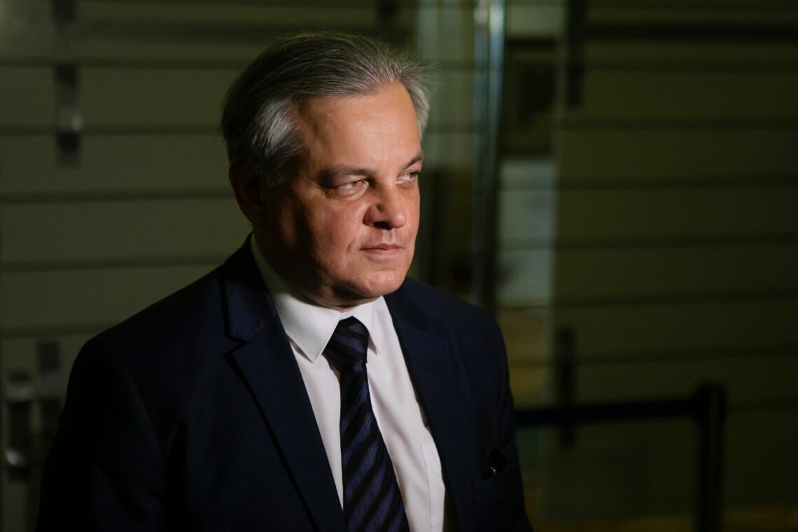 Відставкою спікера влада відволікає увагу від справи «вагнерівців» та офшорного скандалу, — Сергій Рахманін