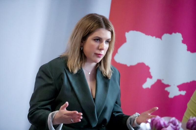 Кіра Рудик: Країні потрібні компетентні рішення від влади, а не зміна прізвищ