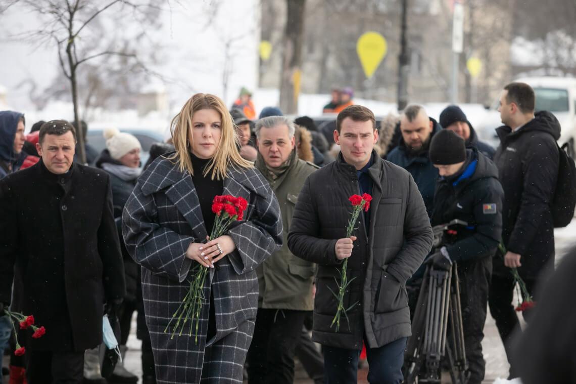 Майдан змінив хід історії: сьогодні ми маємо пам'ятати і захищати його цінності, — Кіра Рудик