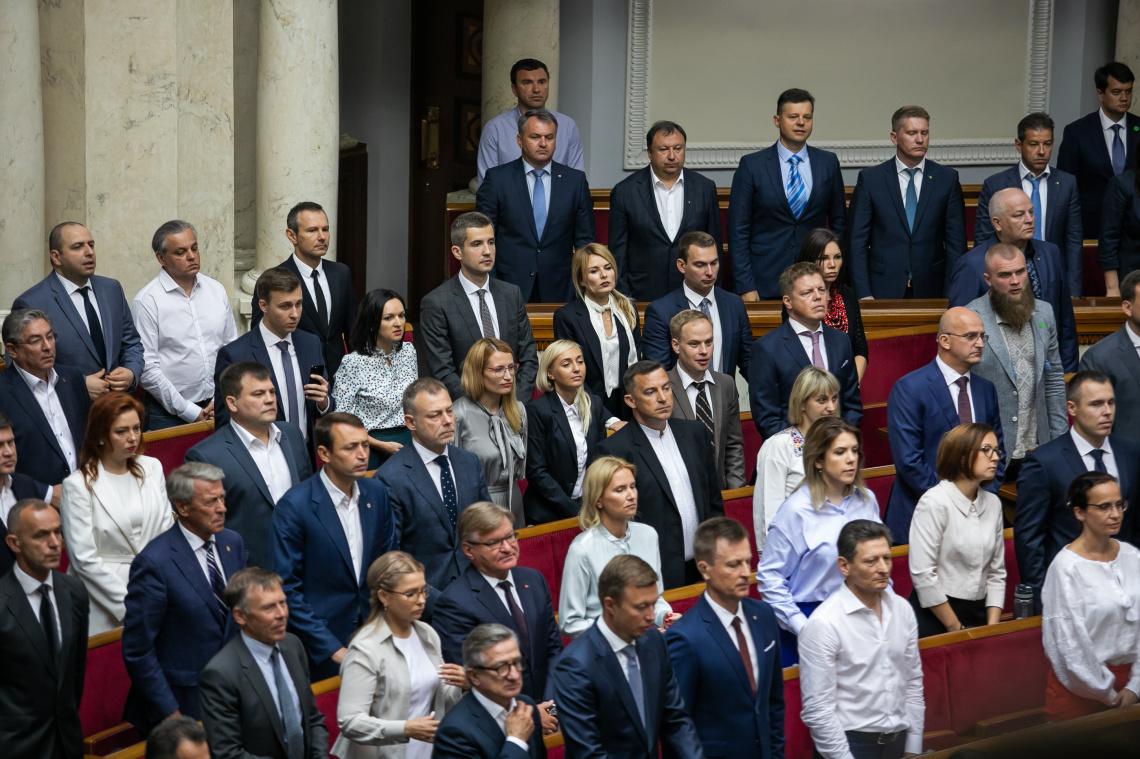 Фракція «Голосу» відстоюватиме в парламенті інтереси ветеранів