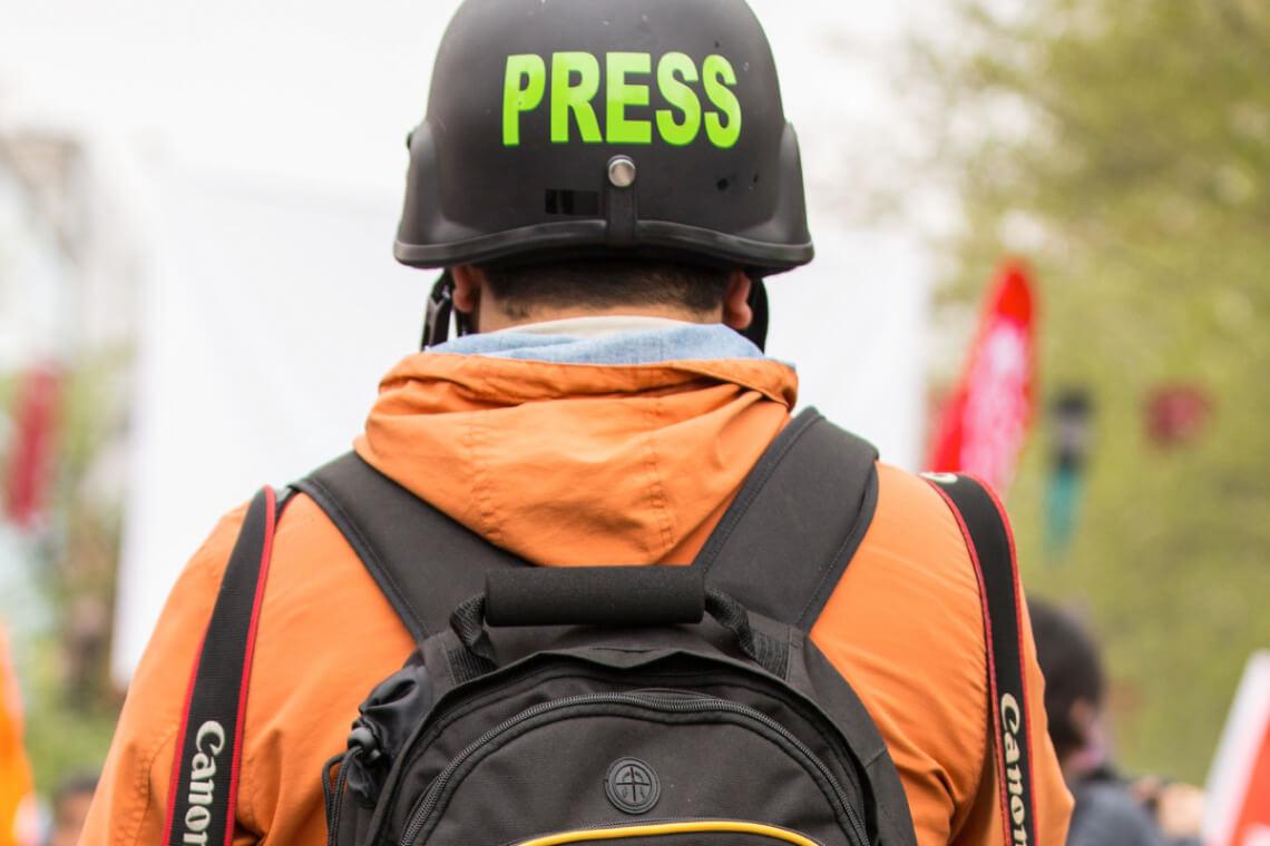 Захист прав журналістів був і залишається одним із ключових пріоритетів для партії «Голос»