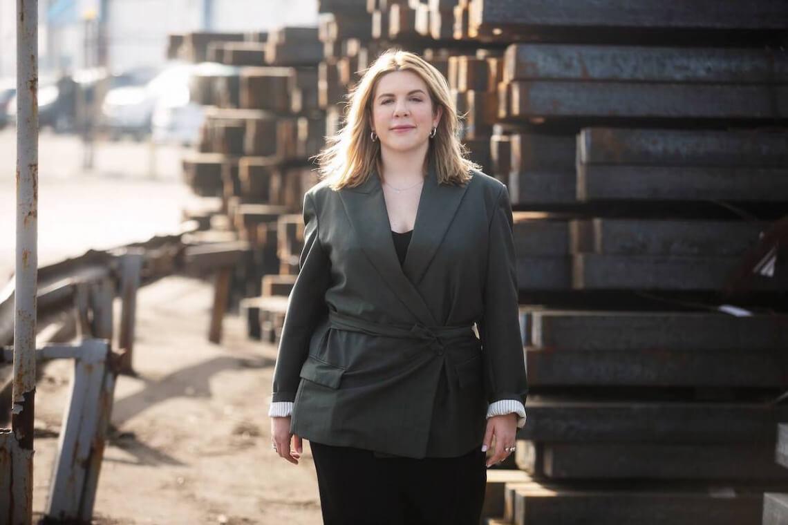 «Голос» пропонує план підтримки промисловості й бізнесу на Сході України, — Кіра Рудик