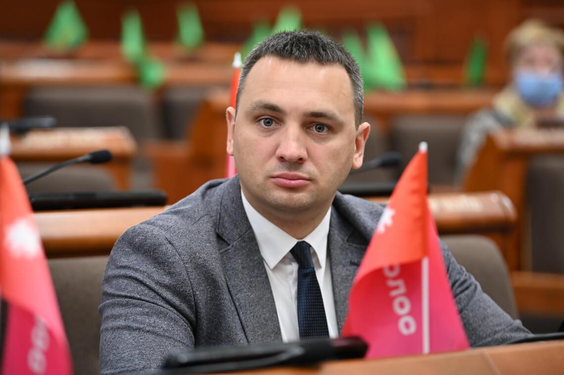 «Голос» закликає Київраду ухвалити проект про фінансову допомогу переселенцям