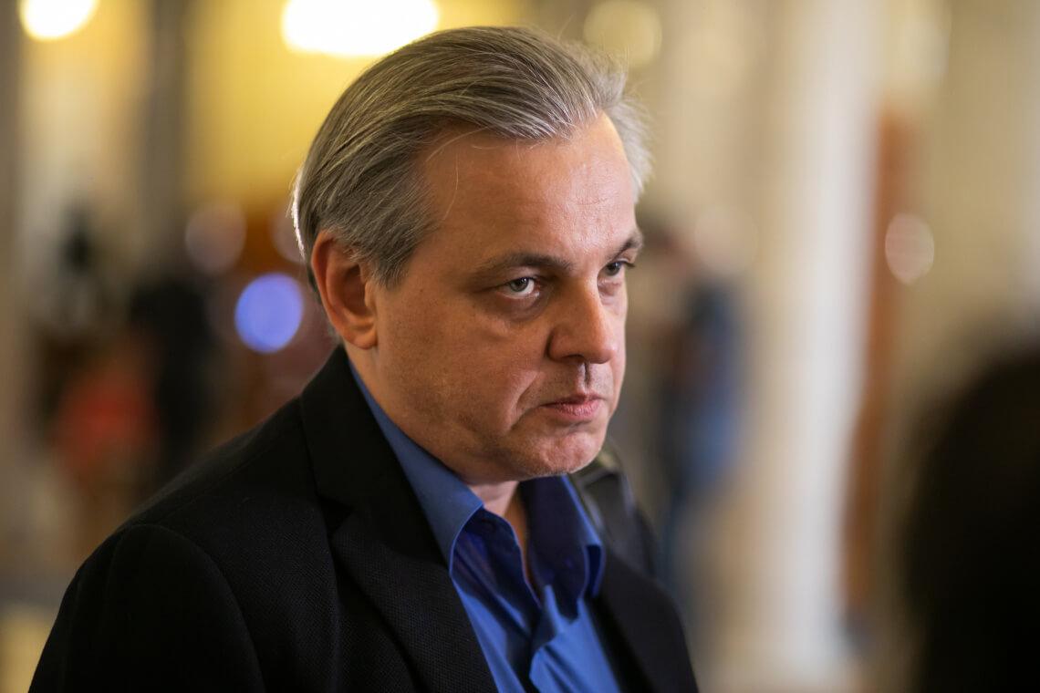 «Антиолігархічний» проект рясніє порушеннями Конституції, — Сергій Рахманін