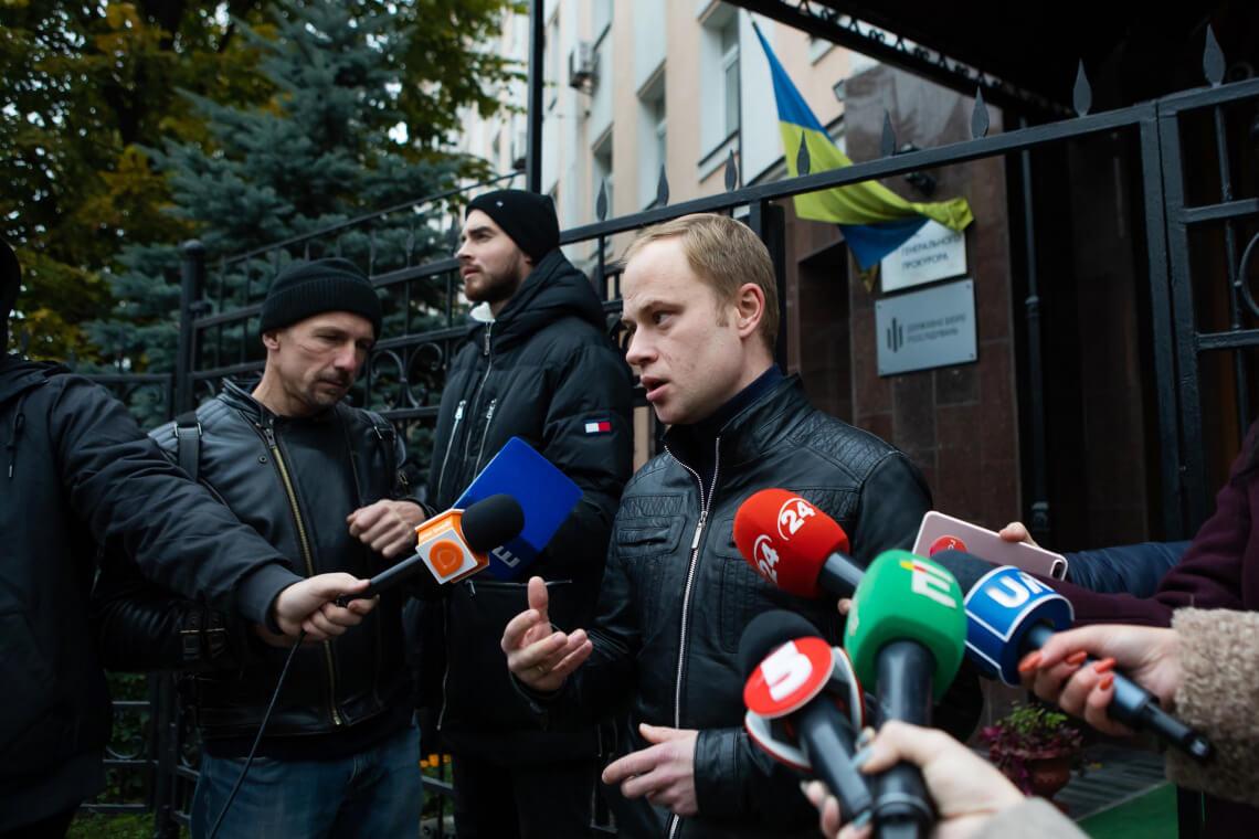 Юрчишин на допиті в ДБР: у «плівках Вовка» є докази злочинів Конституційного суду