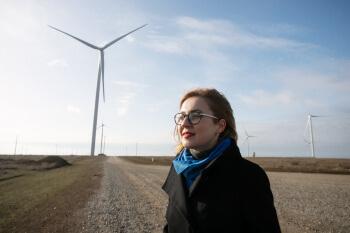 Розвиток зеленої енергетики дозволить Україні бути енергетично незалежною, — Інна Совсун