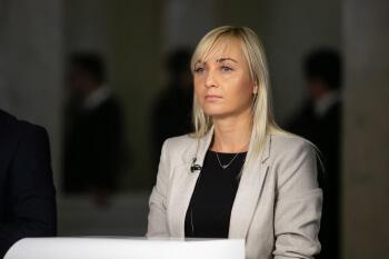 Поліцейським вигадали чергову «корупційну годівничку», — Олександра Устінова